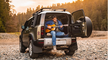 John Mayer Ventures Out in New Campaign Powered by Land Rover, Atlantic Re:think and dentsu X.
